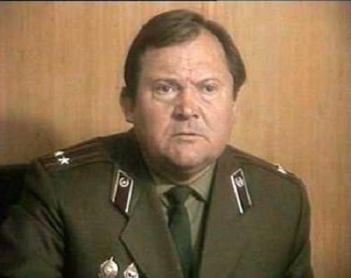 Павлов Виктор Павлович актёр, народный артист России