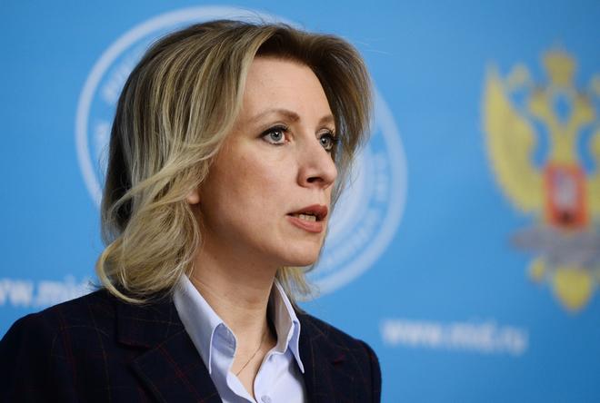 Мария Захарова ответила Джону Керри на призыв выпустить Савченко