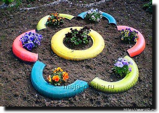 Поделки в саду и на даче своими руками фото