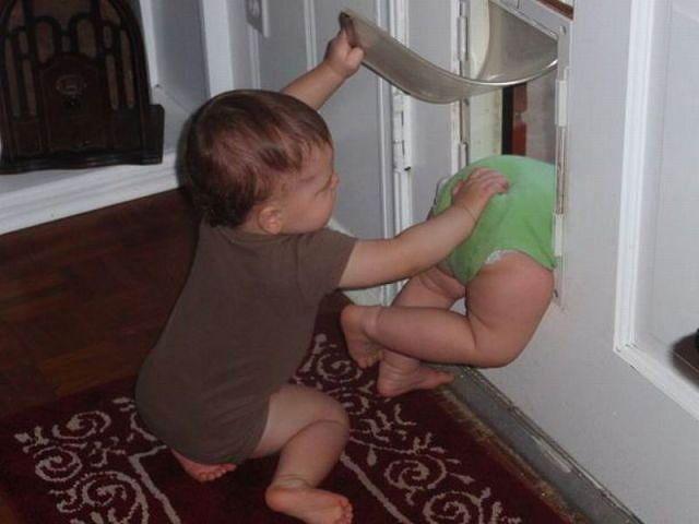 Ох уж эти детки или почему родители всё время в стрессе...
