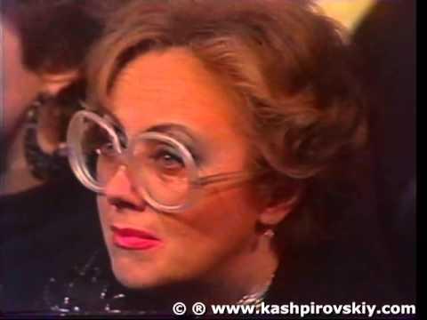 Пятая телепередача 1989 г. (полностью) А. Кашпировского