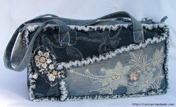 Модные сумки из старых джинсов (26) (700x427, 220Kb)