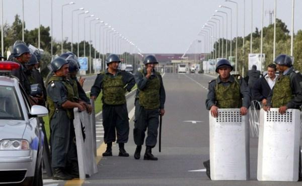 Подвум уголовным делам особытиях вГяндже арестовано 35 человек