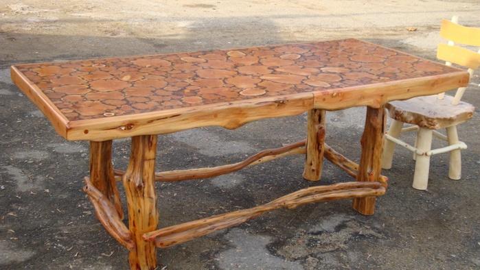 Деревянный стул для дачи своими руками