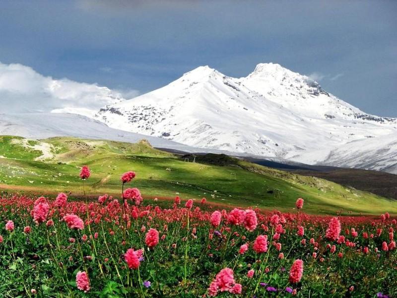 Самые красивые легенды народов России горы, легенда, озера, реки
