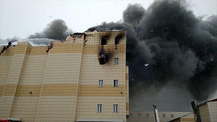 Пожар в  Кемерово, сейчас: что произошло, сколько погибло, фото и видео очевидцев появились в сети