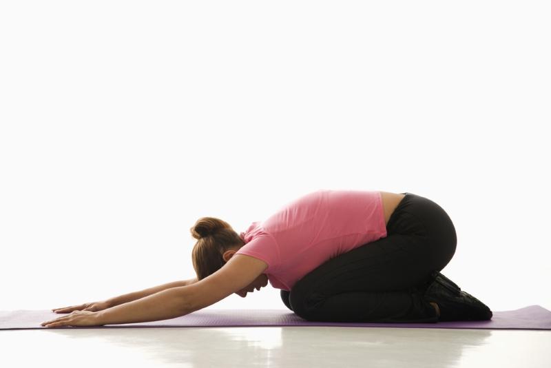 упражнения от боли для спины