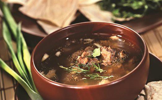 Хаш — суп для настоящих мужчин