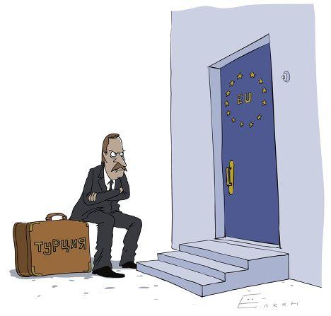 Провальная политика ЕС