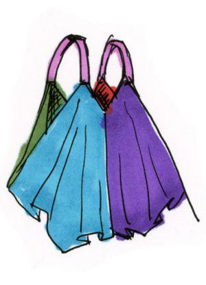 платье из платков своими руками_14