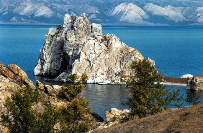 Байкал(Иркутская область, Бурятия) Чудеса России, природа, сооружения