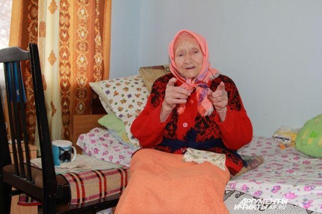 Не по месту жительства. Старики в хуторе стали обузой для молодых мам