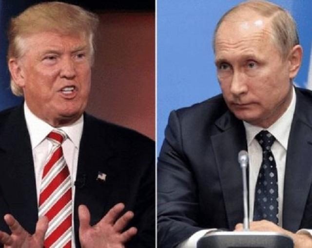 Трамп Путину: «Не шути со мной!»