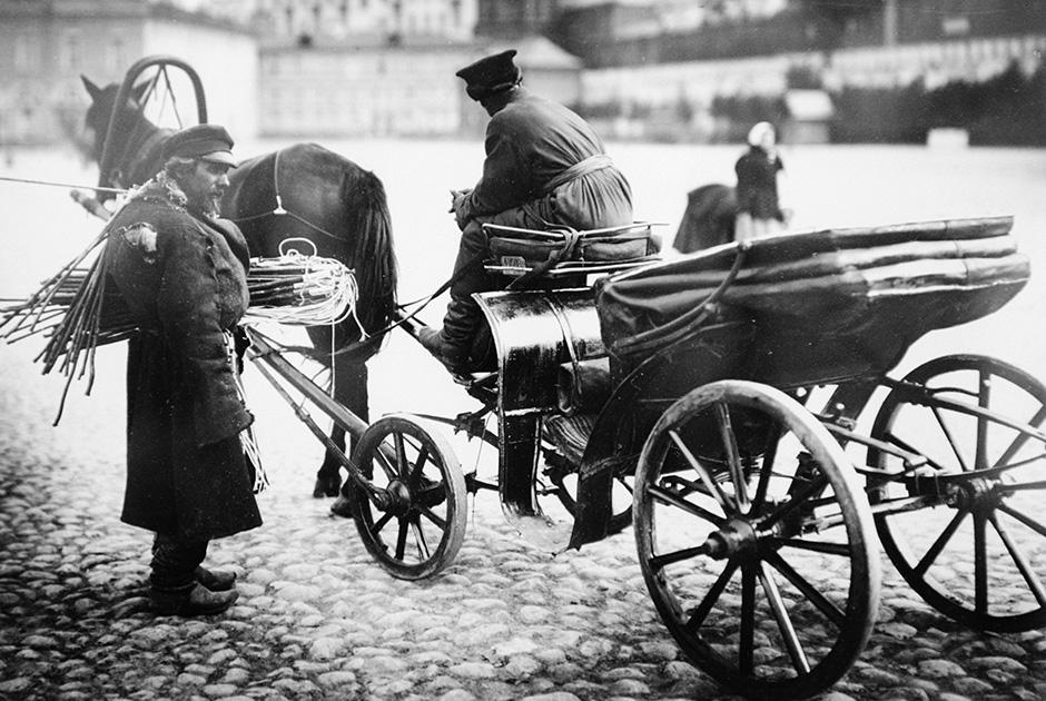 История такси в России - от «ванек» до «бомбил»