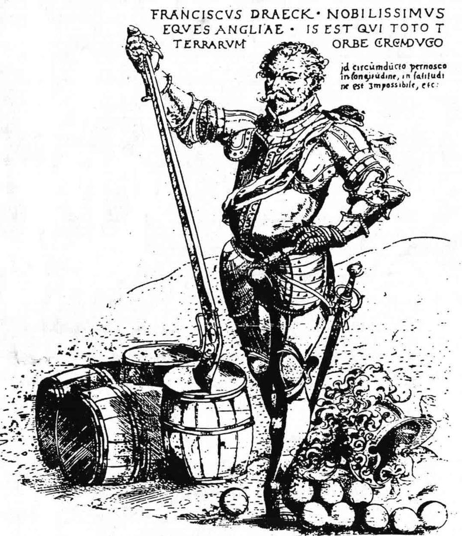 Фрэнсис Дрейк в вест-индском вояже, 1585 год - Лучший пират Её Величества | Военно-исторический портал Warspot.ru
