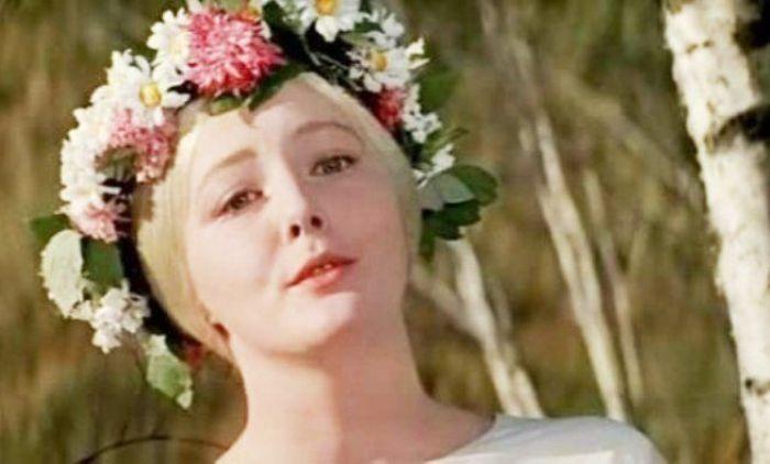 Евгения Филонова в фильме *Снегурочка*, 1968 | Фото: i.pinimg.com