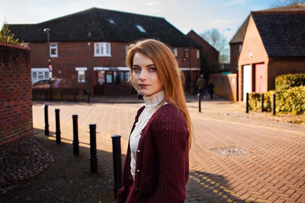 Британия девушки, факты, фотографии