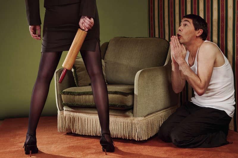 Как из жены сделать госпожу