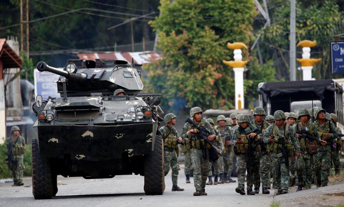 На Филиппинах произошло столкновение с боевиками ИГ