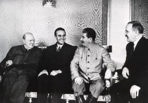 Заклятый друг СССР о Сталине.