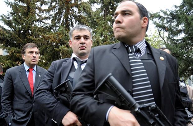 Саакашвили начал раздел Одессы