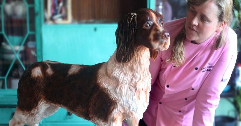 «Она режет зверей!»: пекаря затравили в сети за реалистичные торты в виде животных