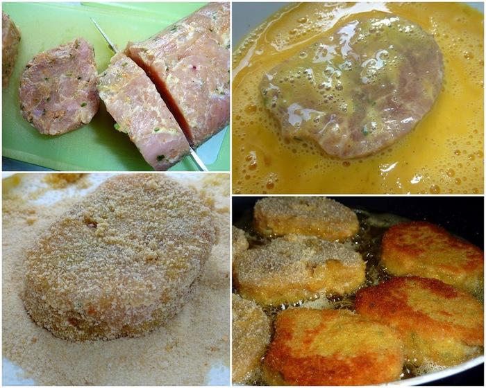 Рецепт котлет из рубленного куриного мяса