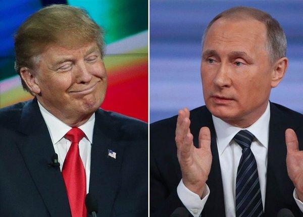 Хитрый план Путина, который напугал американцев. Источник: Getty Images