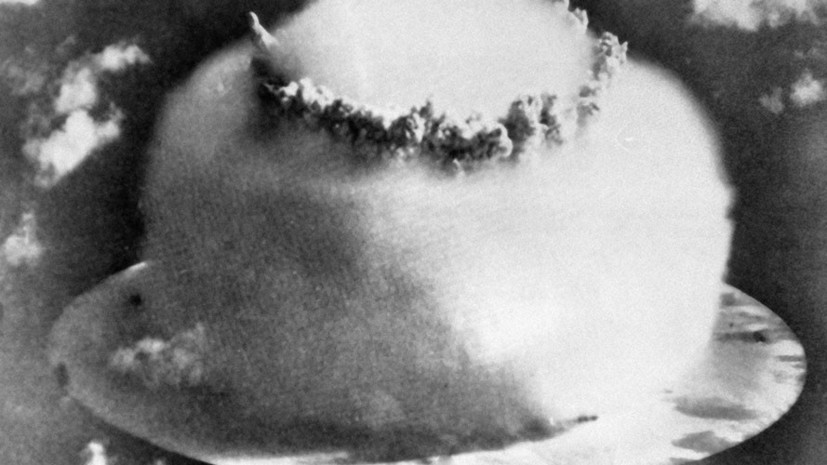 «Ничего подобного у США не было»: какую роль в истории СССР сыграло появление водородного оружия