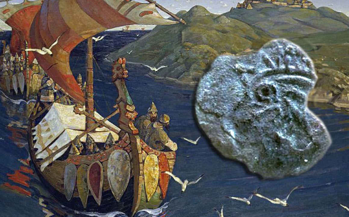 Норвежская монета в поселении древнеамериканских аборигенов. древности, загадки, история