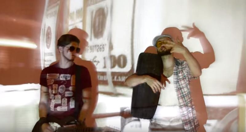 Киевский рэпер записал песню-разоблачение Майдана и США