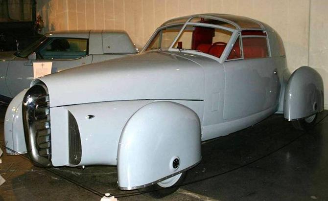 Самые странно выглядящие автомобили в истории