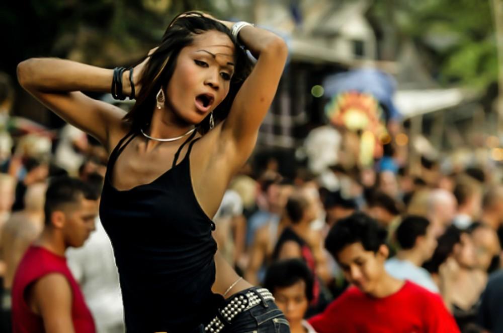 Секс с тайскими девочками смотреть видео