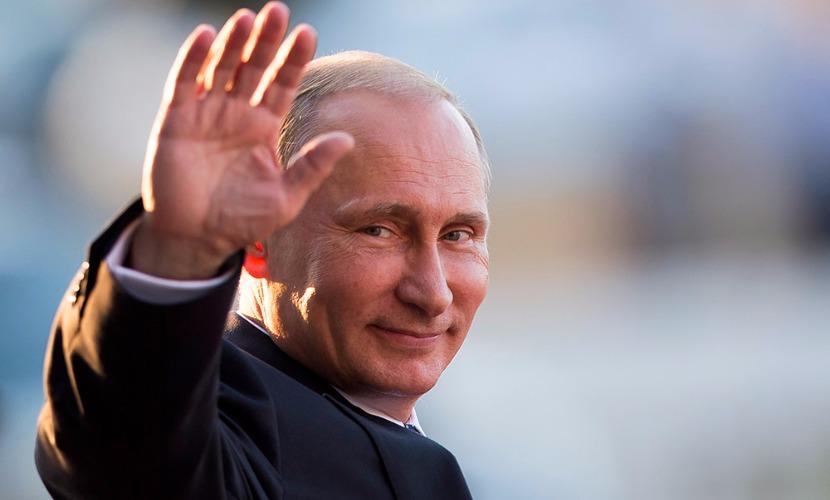 """Жители Израиля удостоили Путина звания """"Человек года"""""""