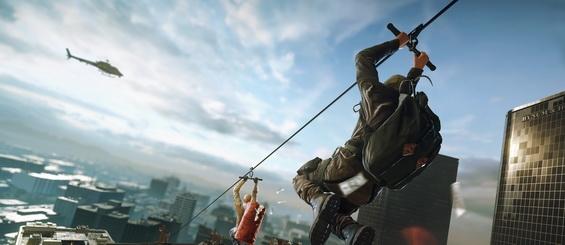 Сравнение графики Battlefield Hardline для PS4 и Xbox One (Видео)