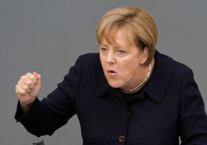 Германия: Меркель поставила …