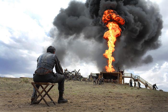 Взлет с нефтегазовой иглы
