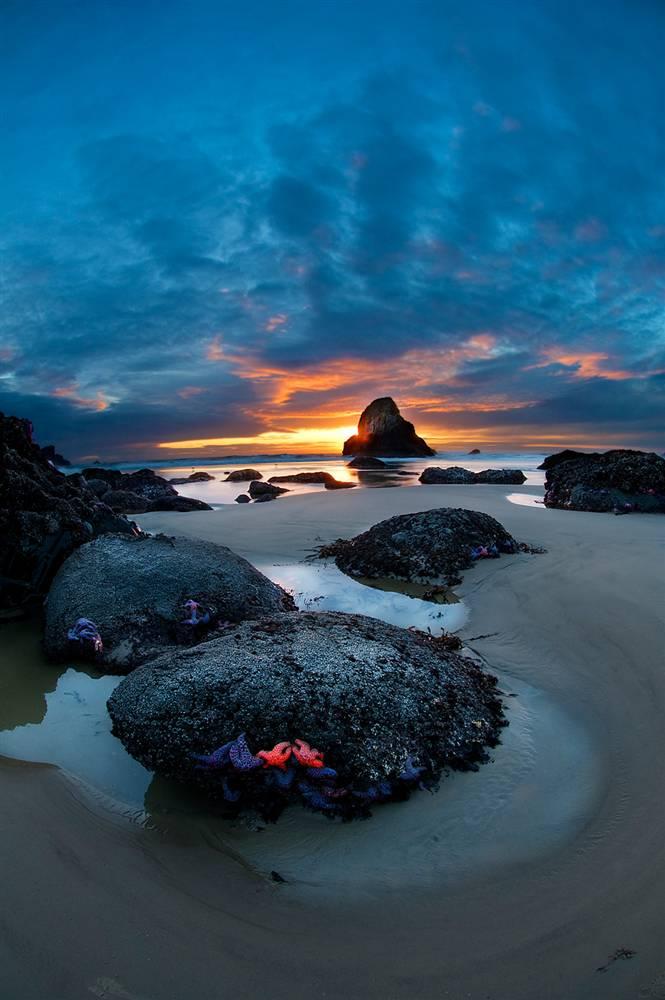Удивительные морские пейзажи