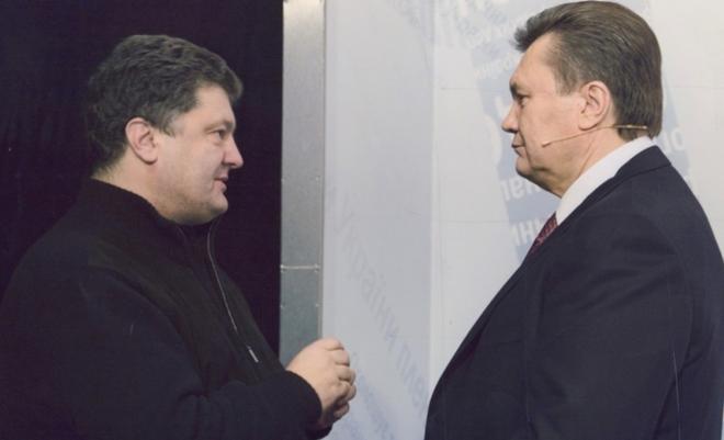 До Майдана Порошенко дарил Януковичу картину Айвазовского за $1,8 млн