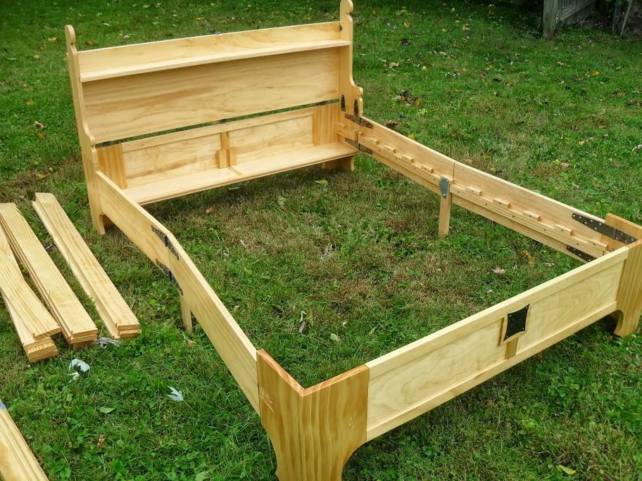 Две кровати кровать, своими руками, сделай сам