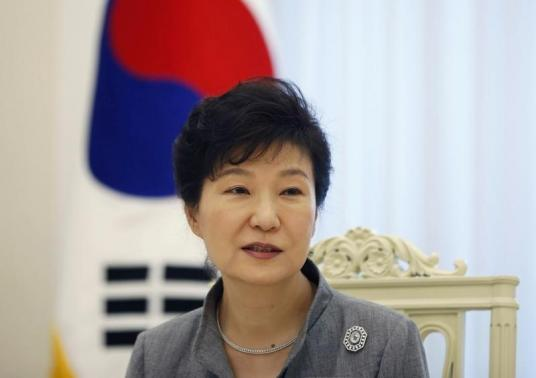 Exclusive: South Korea's Park says door open for talks with North