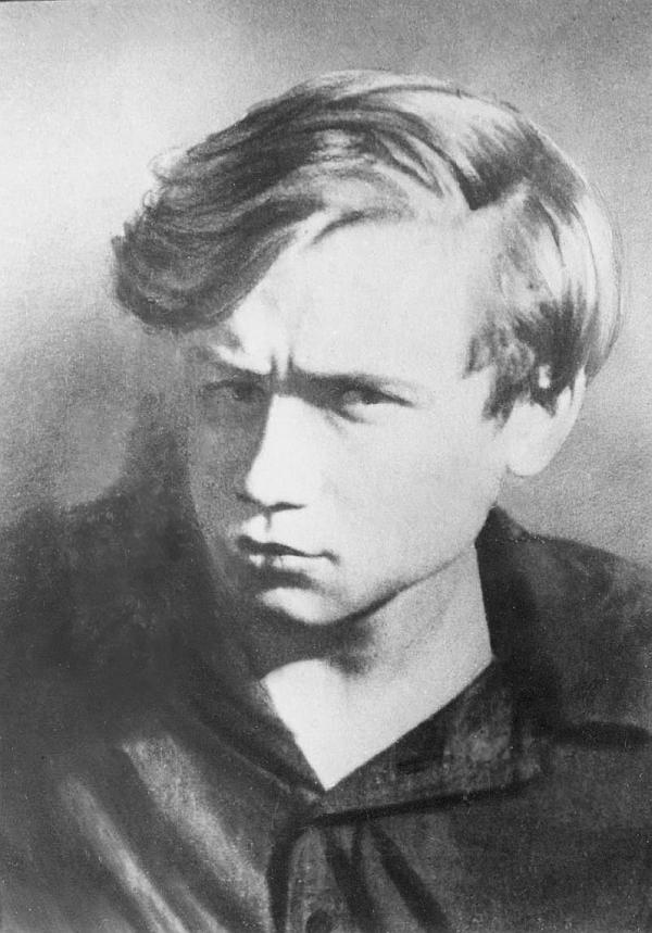 Советский школьник-пророк Лё…