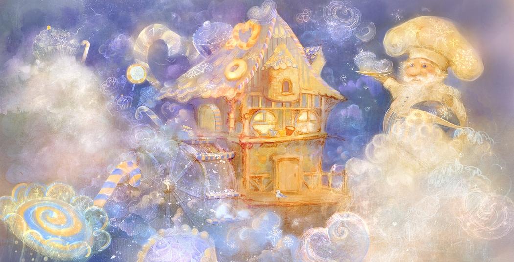 Сказочные миры художника-иллюстратора Полины Яковлевой
