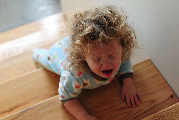 Почему истерика у ребенка – это хорошо. 10 причин