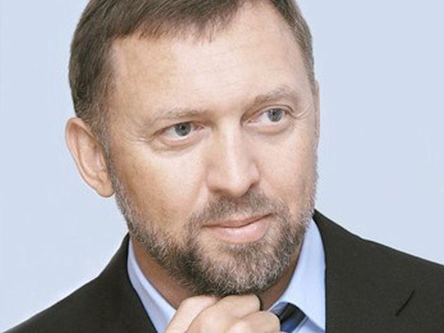 Основатель Alibaba.com приехал в гости к Олегу Дерипаске