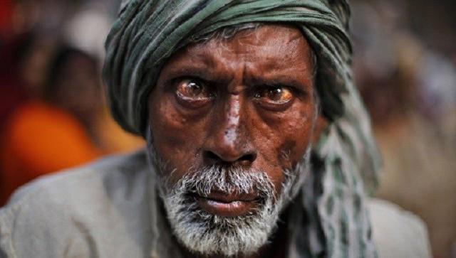 """Шокирующая жизнь """"неприкасаемых"""" в Индии"""