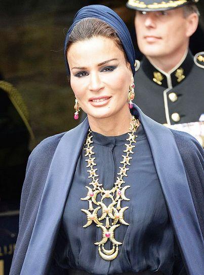 Дорогие дамы -- как выглядят самые богатые женщины мира