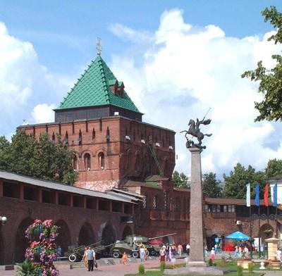 Kostaraynera from Nizhny Novgorod