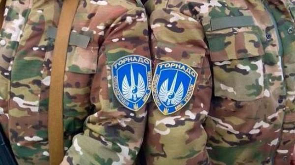 """Спецрота """"Торнадо"""" грозит открыть огонь по украинской милиции"""