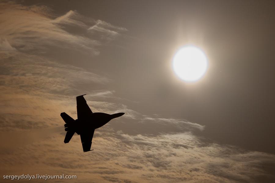825 Авиасалон в Бахрейне: Фотографии, сделанные против солнца
